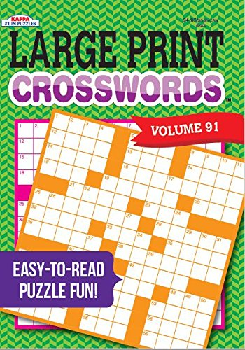 Brain Games Crossword Puzzles Large Print Brain Games Unnumbered