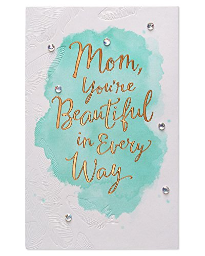 American Greetings Real Love Mother S Day Greeting Card With Foil